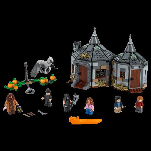 75947 Hagridova koliba: spašavanje Kljunoslava