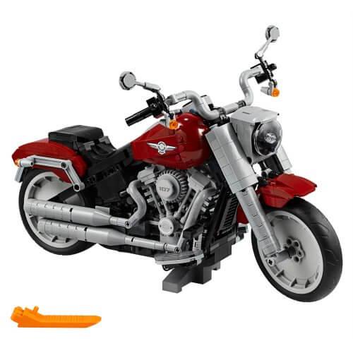 10269 Harley-Davidson® Fat Boy®
