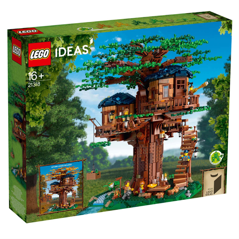 21318 Kućica na drvetu