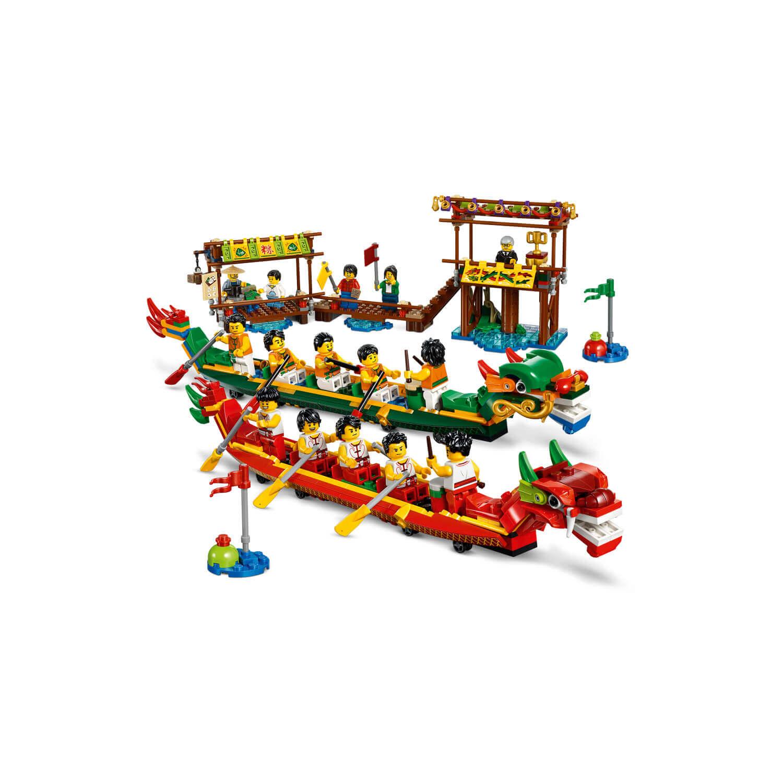 80103 Zmajska utrka u čamcima