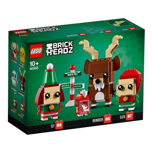 40353 Irvas, Elf i Elfie