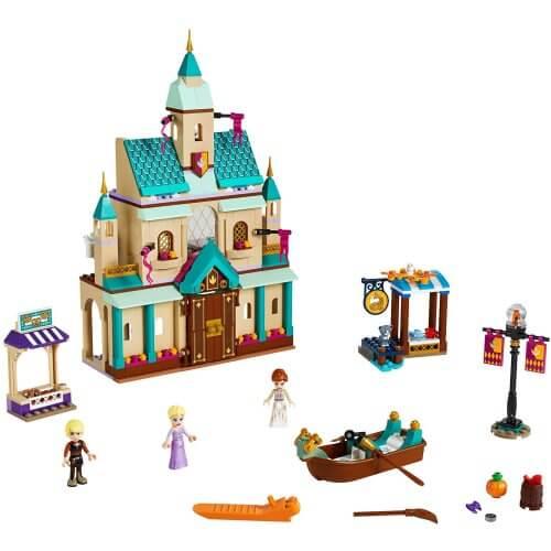41167 Arendelle selo sa dvorcem