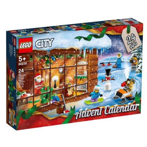60235 LEGO City Kalendar
