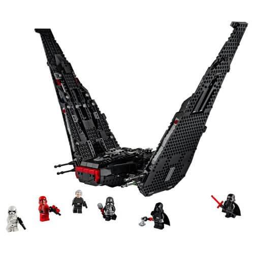 75256 Kylo Ren's Shuttle