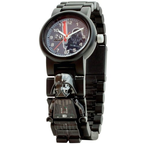 8021674 Star Wars 20.-godišnjica Darth Vader sat sa minifigurom