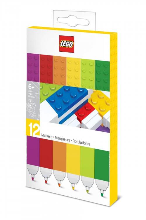 51644 LEGO Stationery Markeri 12/1