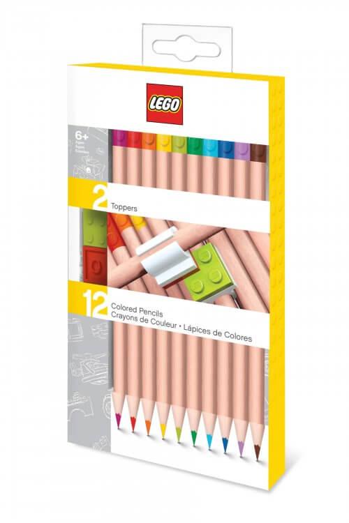 52064 LEGO Olovka 12/1 sa kockicom