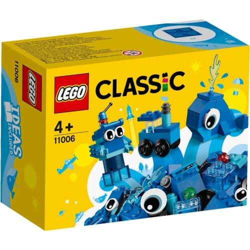 11006 Kreativne plave kocke