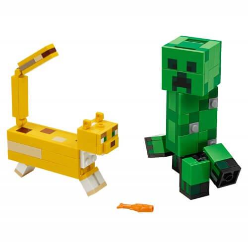 21156 BigFig Creeper™ i Ocelot