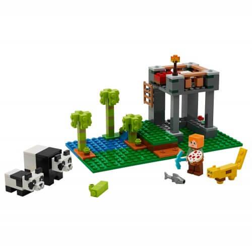 21158 Vrt za pande