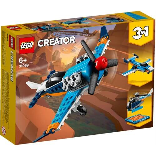 31099 Avion s propelerom