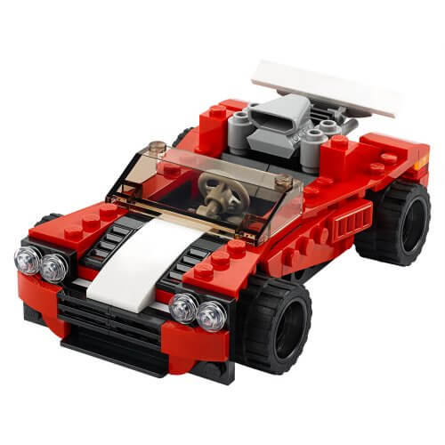 31100 Sportski auto
