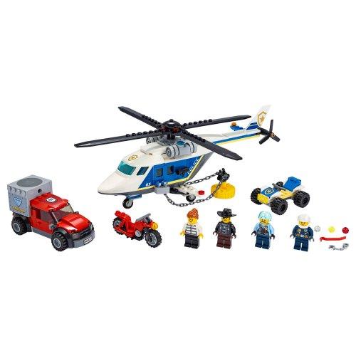 60243 Policijska potjera u helikopteru