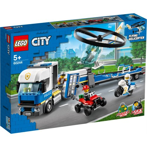 60244 Prijevoz policijskog helikoptera