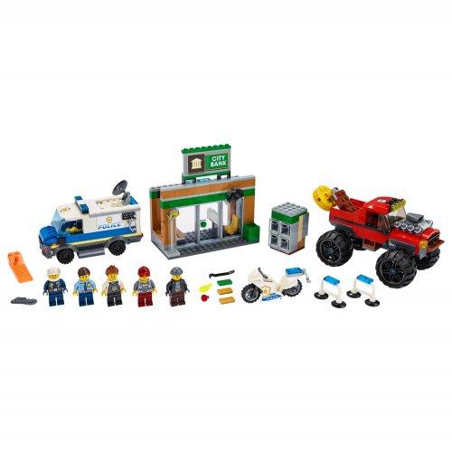 60245 Policijska potjera za monster truckom
