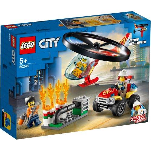 60248 Vatrogasni helikopter na djelu