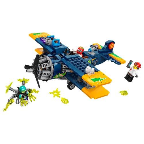 70429 El Fuegov avion za vratolomije