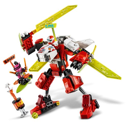 71707 Kaijev robotski mlažnjak