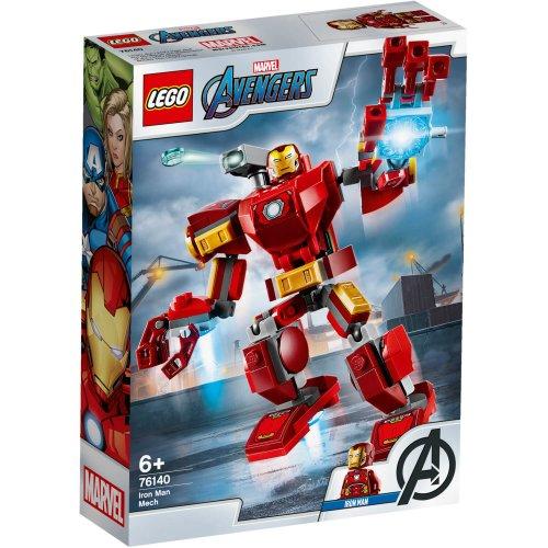 76140 Mehanički Iron Man