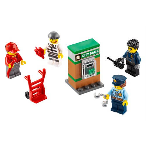 40372 Komplet dodataka za policijske figurice