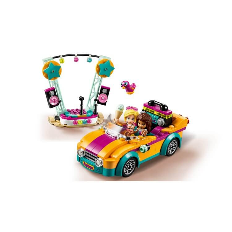 41390 Andrein auto i pozornica