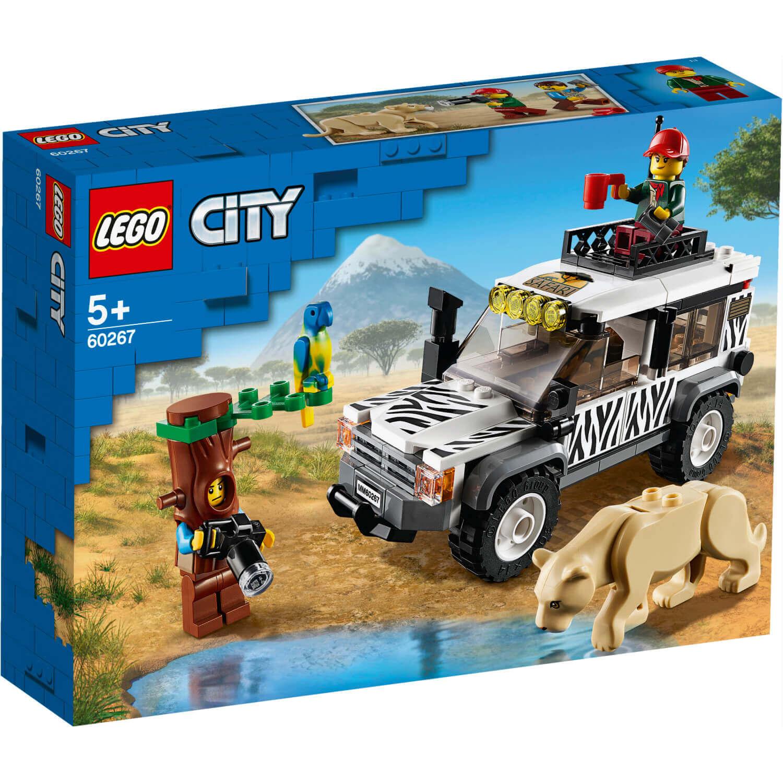 60267 Terenac za safari