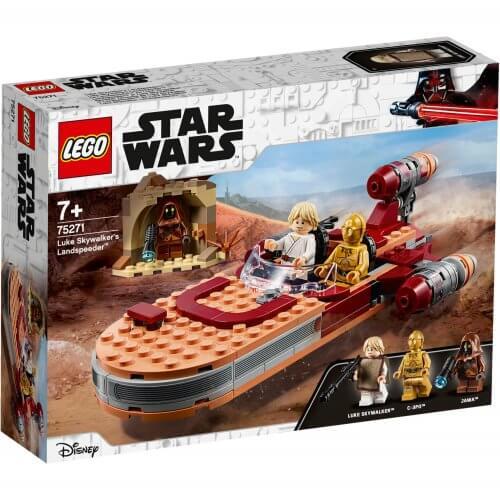 75271 Landspeeder Lukea Skywalkera