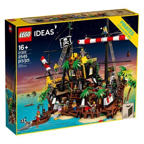 21322 LEGO Ideas Piratski otok