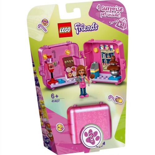 41407 Olivijina kocka za igru trgovine