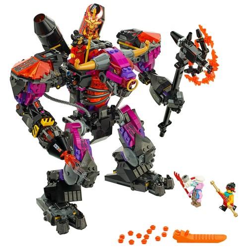 80010 Demonski kralj bik