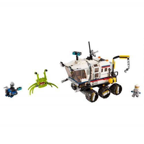 31107 Istraživački svemirski rover
