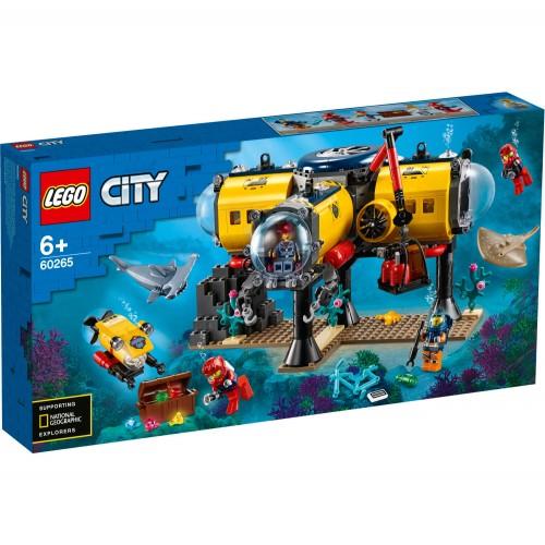 60265 Istraživačka baza u oceanu