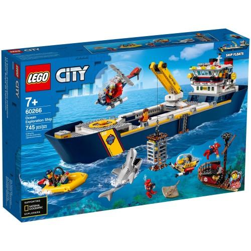 60266 Brod za istraživanje oceana