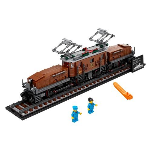 10277 Crocodile lokomotiva