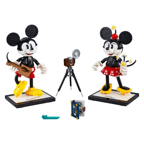 43179 Mickey & Minnie Mouse