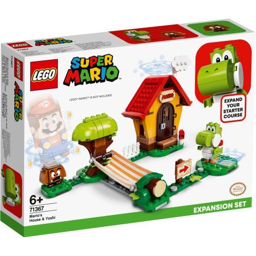 71367 Mariova kuća i Yoshi – proširena staza