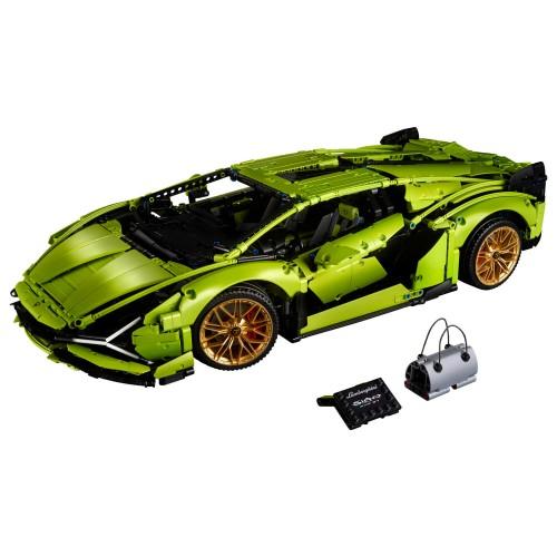 42115 Lamborghini Sian FKP 37